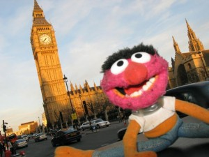 Big Ben - it's really big!